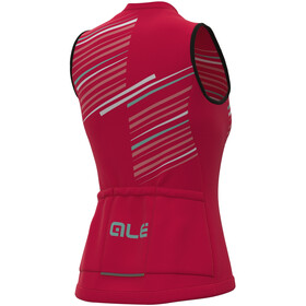 Alé Cycling Solid Flash SL Jersey Women, strawberry